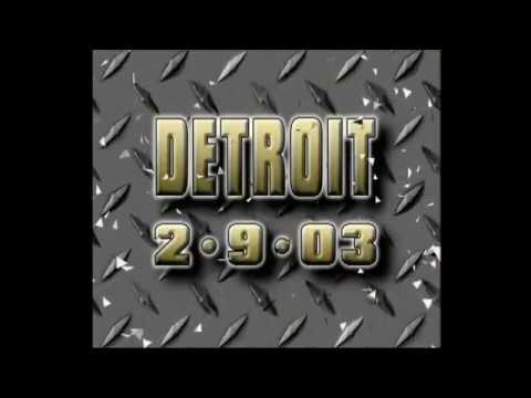 Eminem & 50 Cent Live - Detroit State Theatre 2003