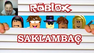 EFSANE SAKLAMBAÇ ! - ROBLOX Simulator Hide And Seek ✅ Yeni Türkçe Roleplay ✅