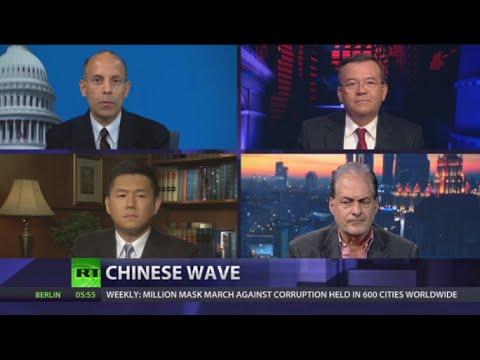 CrossTalk: Chinese wave