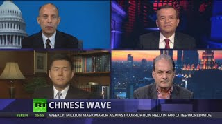 CrossTalk: Chinese wave