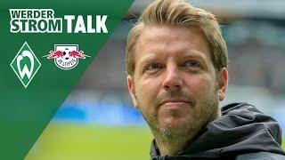 Florian Kohfeldt im WERDER STROM Talk   Werder Bremen - RB Leipzig 2:1