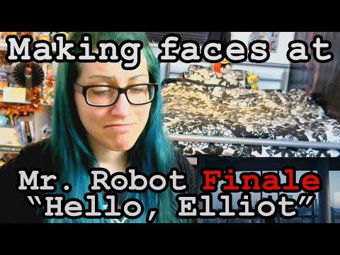 Mr. Robot 4x13 (Series Finale) Reaction~
