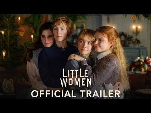 Tracy Lynn - The 1st Trailer For 'Little Women' Is Out!