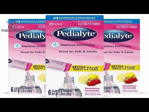pedialyte-electrolyte-powder-strawberry-lemonade-electrolyte-hydration-drink-0.6-ounce-powder-pac