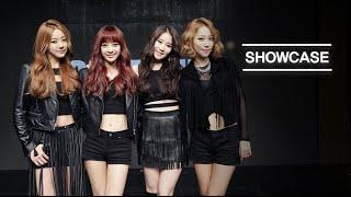 [MelOn Premiere Showcase] MelodyDay(멜로디데이)_SPEED UP(스피드업) & Hallo [ENG SUB]
