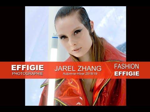 Effigie Photographie au coeur de la présentation Jarel Zhang AH2018:19