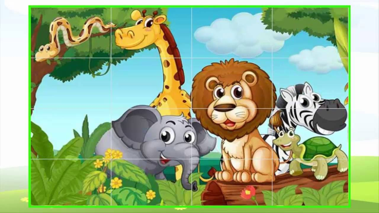 Uncategorized Zebra Game lion elephant zebra and snake puzzle kids games animal youtube