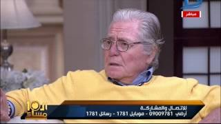 """حسين فهمى""""عبد الناصر أخذ فلوس الاغنية ووزعها على الفقراء على طريقة روبن هود"""""""