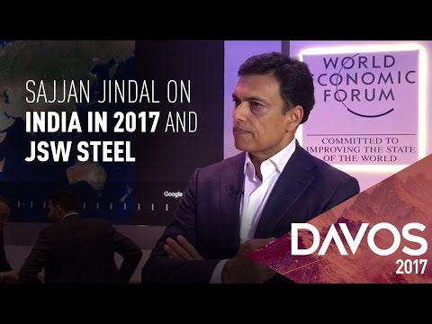 WEF 2017: Sajjan Jindal On JSW Group's Acquisitions