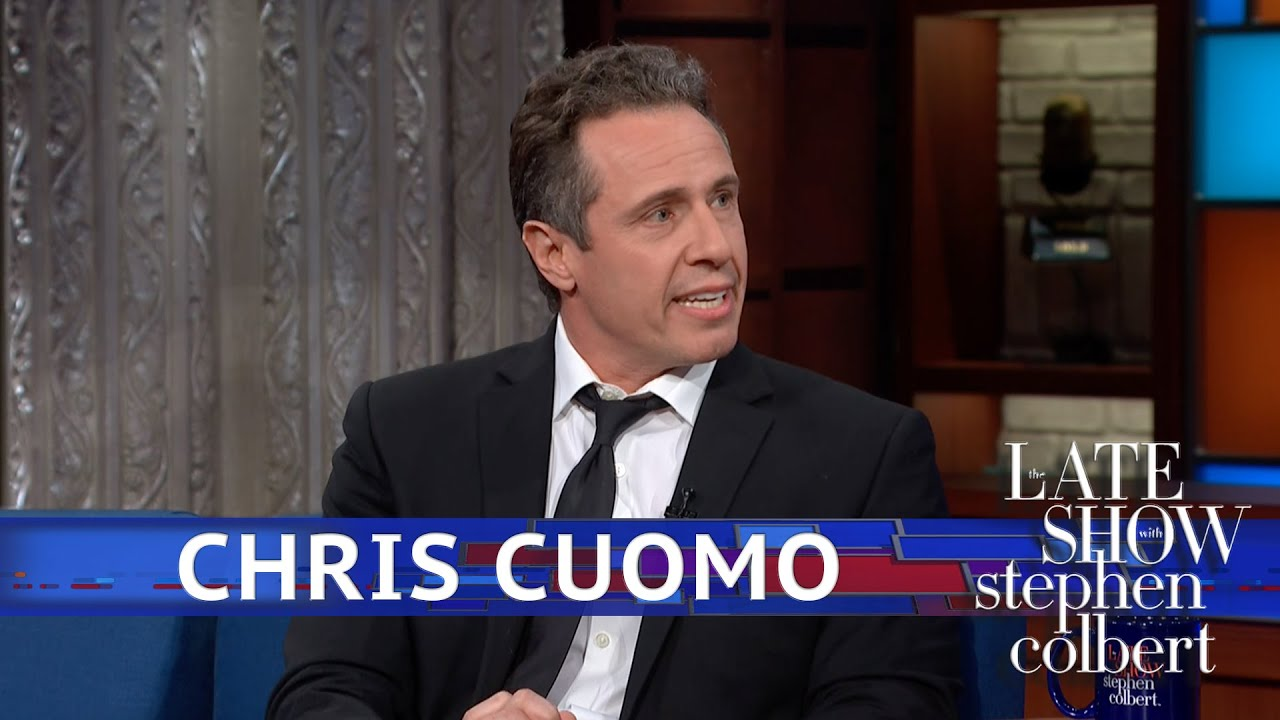 Stephen And Chris Cuomo Get After It