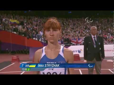 Athletics - 1-Sep-2012 - Evening - London 2012 Paralympic Games