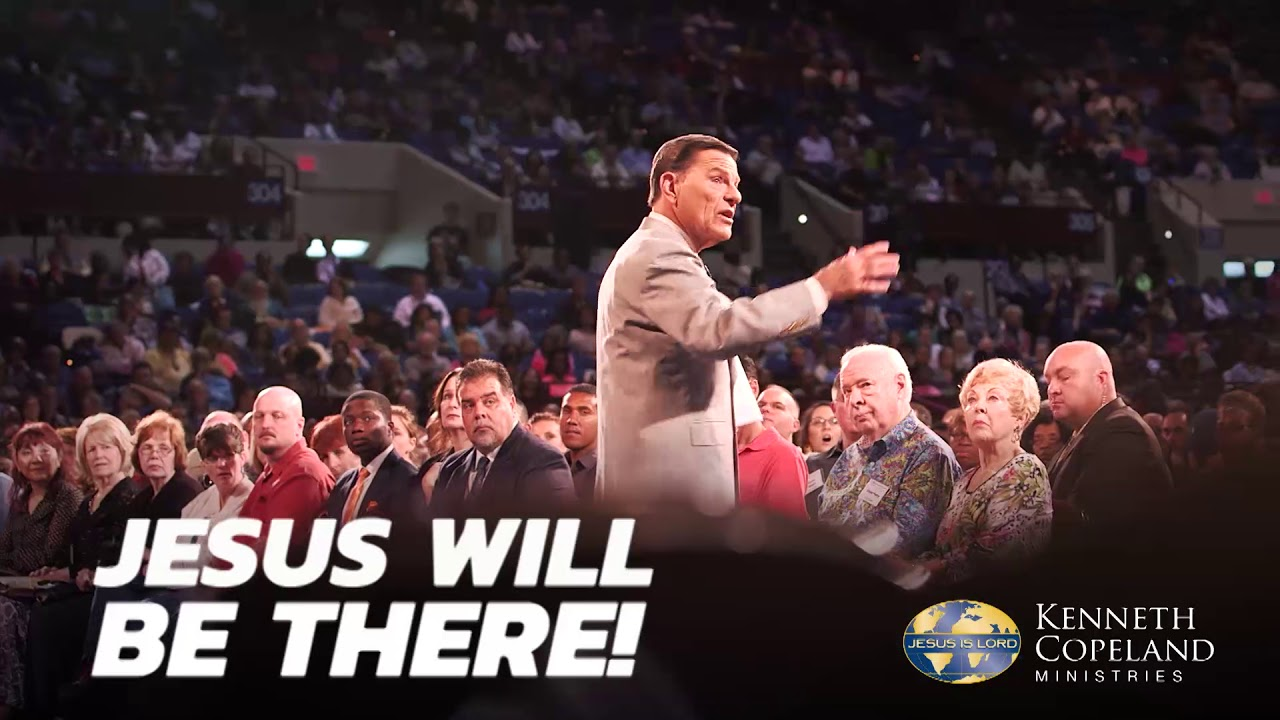 Kenneth Copeland Invites YOU to Join us at Southwest this Year!