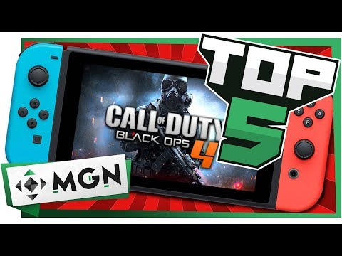5 COSAS DE CALL OF DUTY: BLACK OPS IV EN SWITCH QUE DEBES SABER | MGN