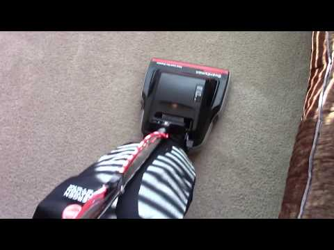 Hoover Guardsman C1631 Commercial Decade New in Box Unboxing and Demonstration