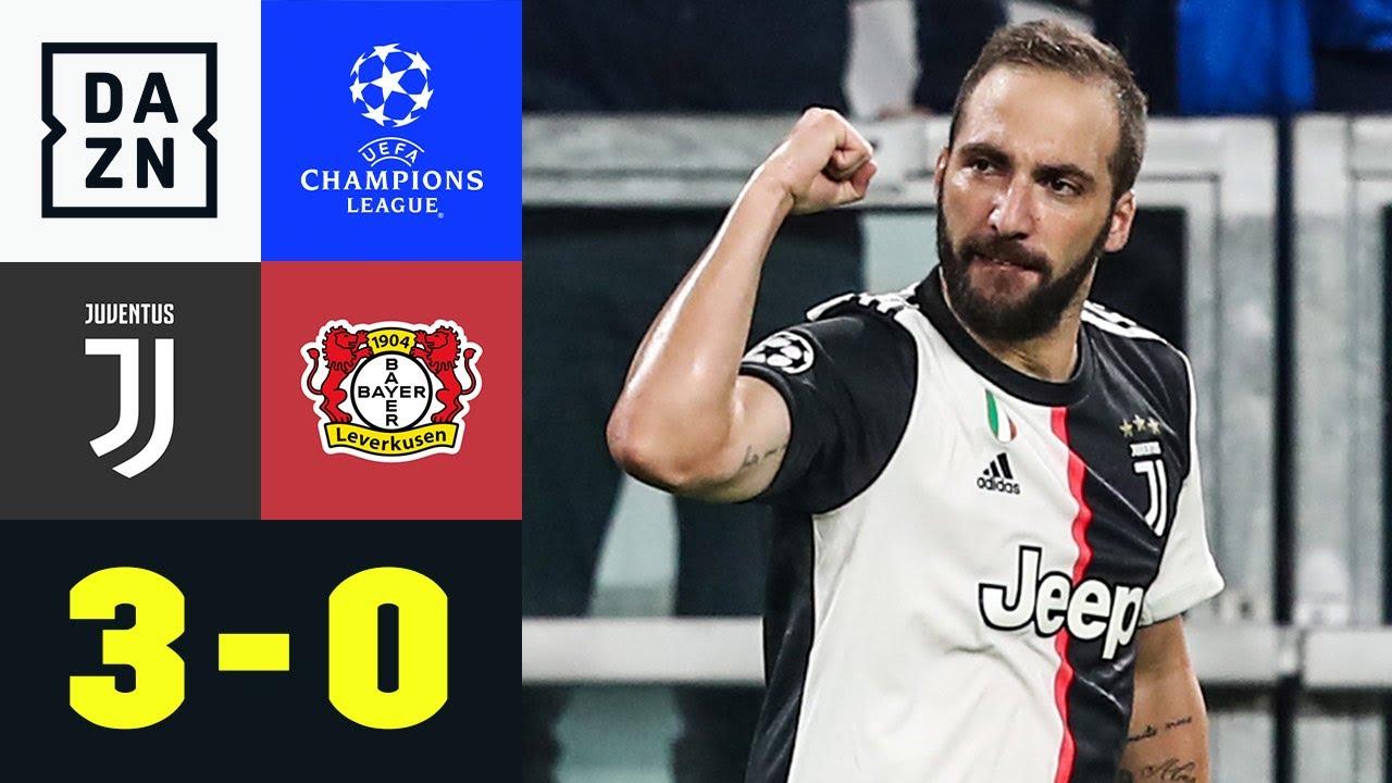 Leverkusen Juventus