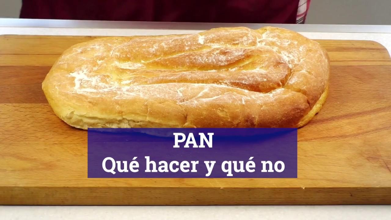 Cómo Conservar El Pan En Casa Para Que No Se Ponga Duro Youtube