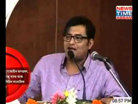 Arbnab Goswami kidnapped by Pappu Yadav