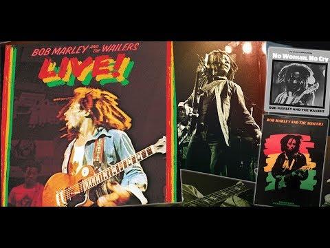 "Bob Marley  Live !  ""Lyceum London 75,  2ª Show HD"""