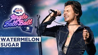 Harry Styles - Wateŗmelon Sugar (Live at Capital's Jingle Bell Ball 2019) | Capital