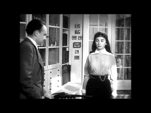 The Clouded Yellow (1951) - Sophie is a suspect
