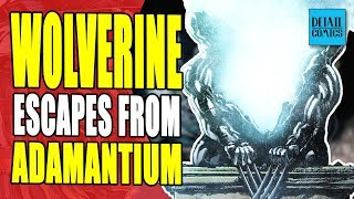 Wolverine Escapes His Adamantium Grave (Hunt For Wolverine #1 Review)