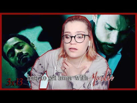 """How To Get Away With Murder Season 3 Episode 13 """"It's War"""" REACTION!"""
