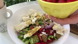 Греческий салат от Владo
