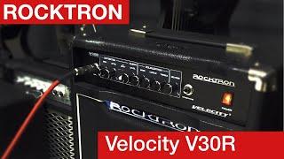 Гитарное комбо Rocktron Velocity V30R