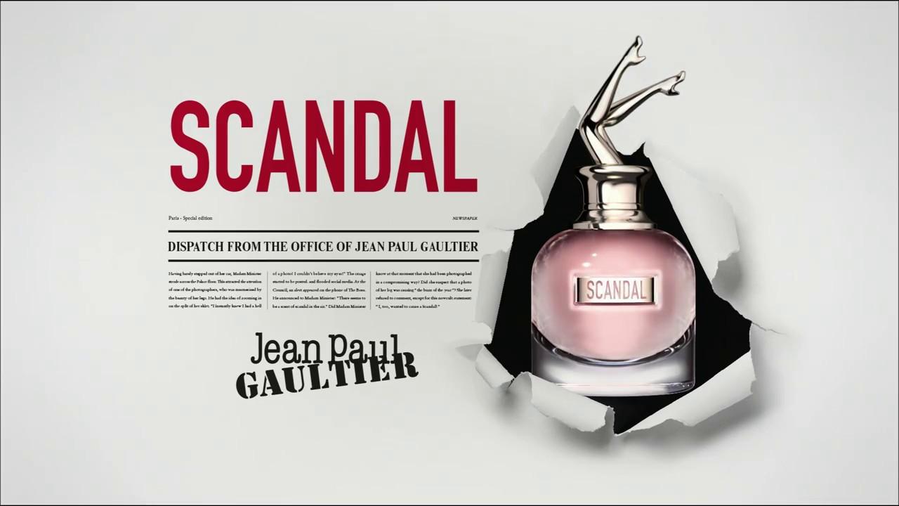 Jean Paul Gaultier Scandal Escentualcom Youtube