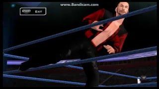 WWE SVR 11 Shinsuke Nakamura Entrance
