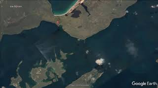 Ponen a la venta una isla de Malvinas