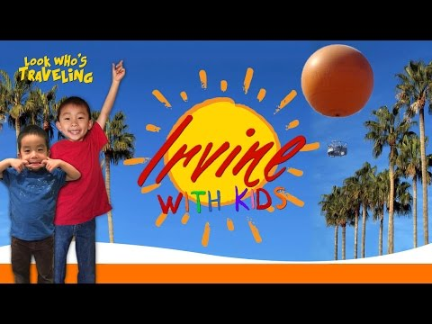 OC Great Park/Irvine Spectrum (Irvine with Kids) #kidifornia: Look Who's Traveling