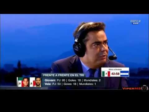 Hermanos Dos Santos Titulares Once Inicial Previa México vs Honduras 2017
