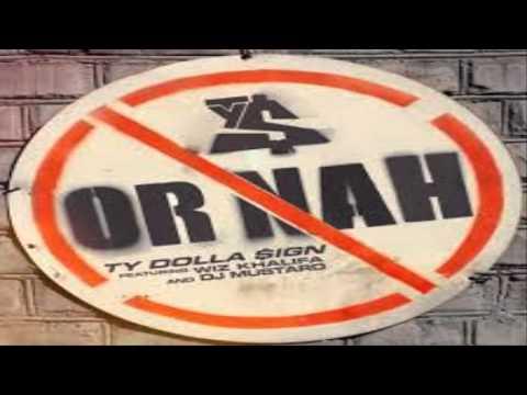 Wiz Khalifa Or Nah Official Instrumental