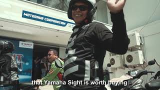 Yamaha Sight Saferun Safety and Fuel Efficiency Challenge 1st Leg- Davao