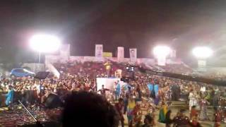Sanedo Live Navaratri 2011 Mulund - Musa Paik & Rafiq Shaikh :]