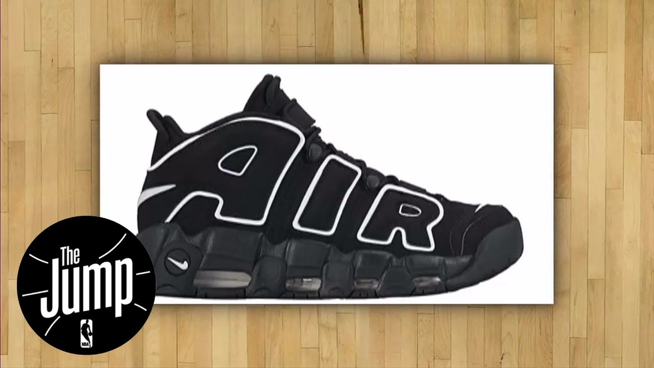 Scottie Pippen s Nike Sneakers Are Back  1c6955d25