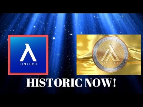 CRYPTO NEWS: APOLLO CURRENCY GREEN! MARKET RED. APL KNOX PRO CBZ MOA UNITED ALLIED STATES WEBSITE! 1