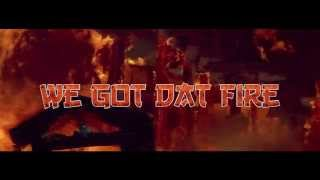 REAL FEAT TWIN PORTER - WE GOT DAT FIRE - Visual By @BIGHOMIEENT
