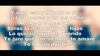 Joey Montana   Mi Esposa Video Letra Álbum Único