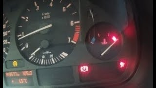 Glitch kuchaytirilgan harorati jo'natuvchi BMW E39. Almashtirish qaror)))