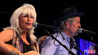"Emmylou Harris & Rodney Crowell ""Wheels"""