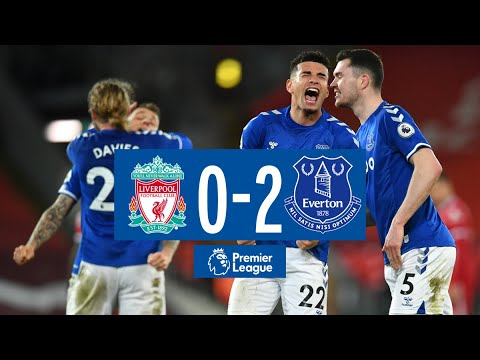 Download LIVERPOOL 0-2 EVERTON | PREMIER LEAGUE HIGHLIGHTS