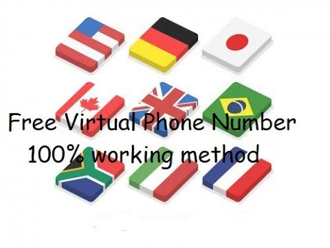 How to get a free virtual number for SMS verification