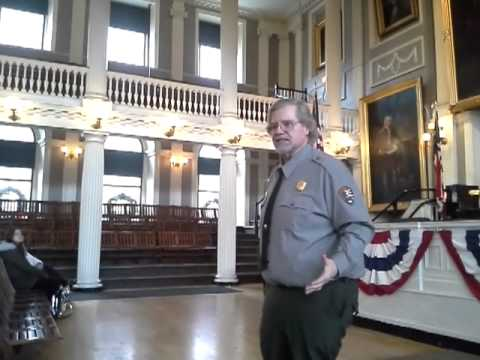 Boston Faneuil Hall history