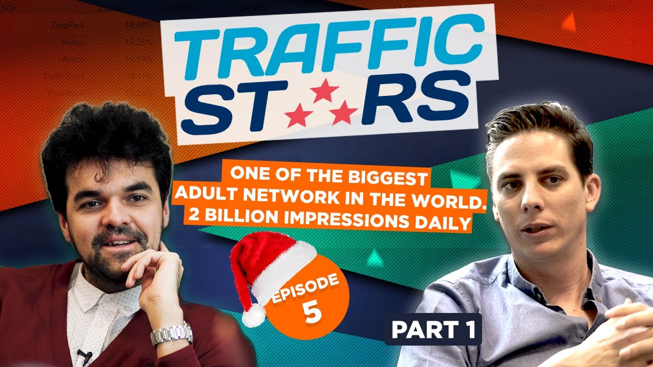TrafficStars – ad network with 2 billion impressions daily!
