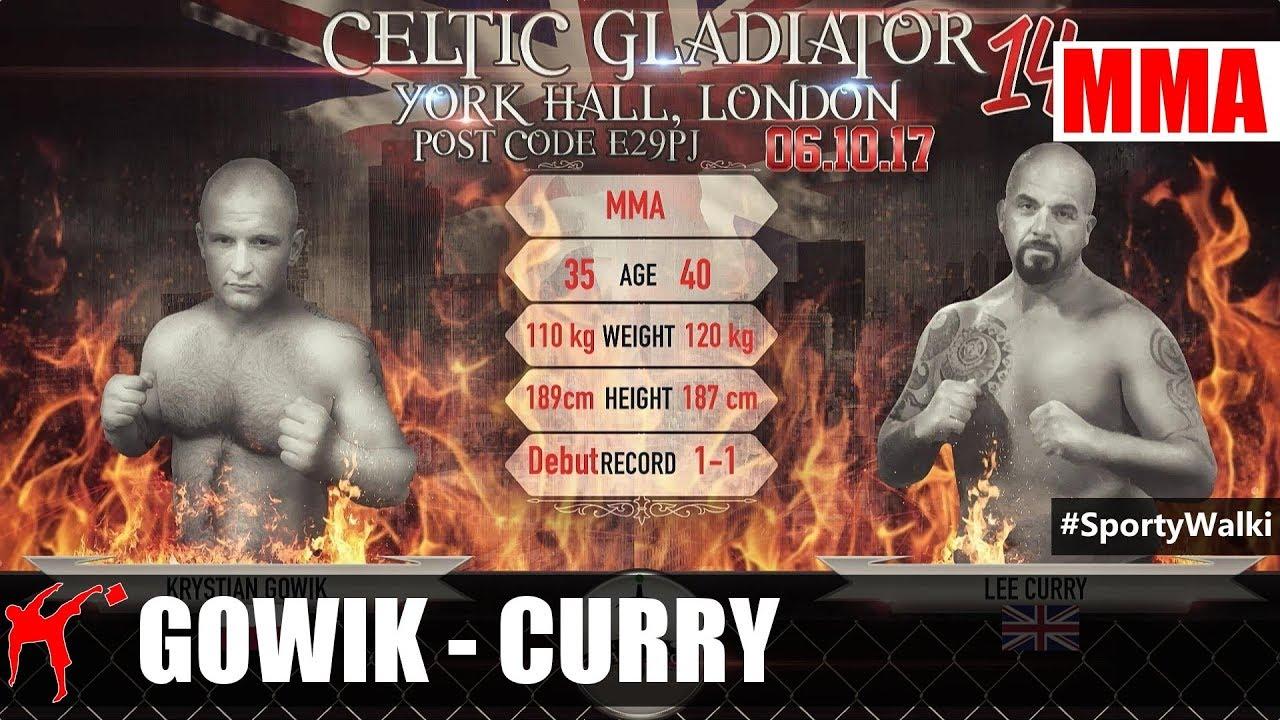 CG 15: Krystian Gowik vs Lee Curry