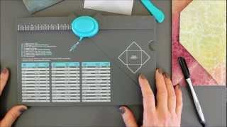 Tips for the Envelope Punch Board by We R Memory Keepers