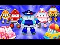 The Super5 Rescue Team l Meet Baby Cars Friends l Kids Cartoon Rhymes