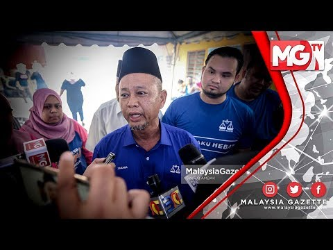 TERKINI: Isu pertemuan Tun M,  Hadi tak ganggu jentera BN, Pas - Zakaria Hanafi